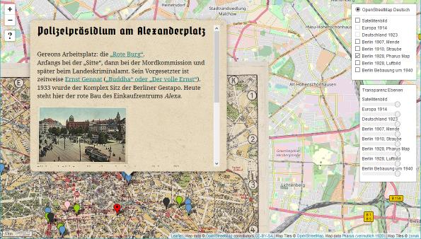 Alte Karte Deutschland 1940.Historische Karten Georeferenzieren
