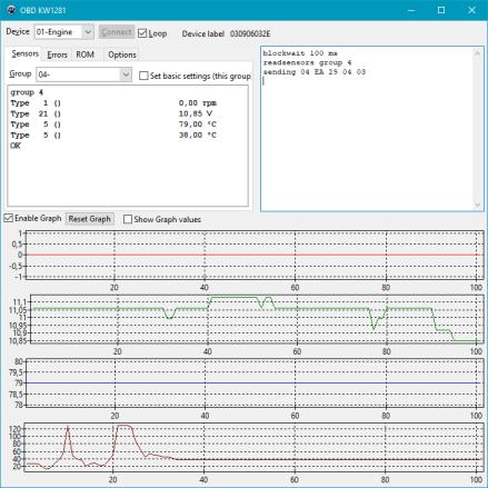 Software für die Fahrzeugdiagnose