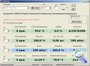 WBH-Diag Screenshot